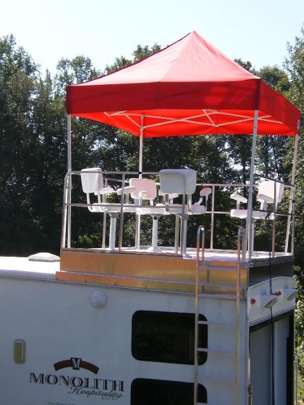 rv roof deck